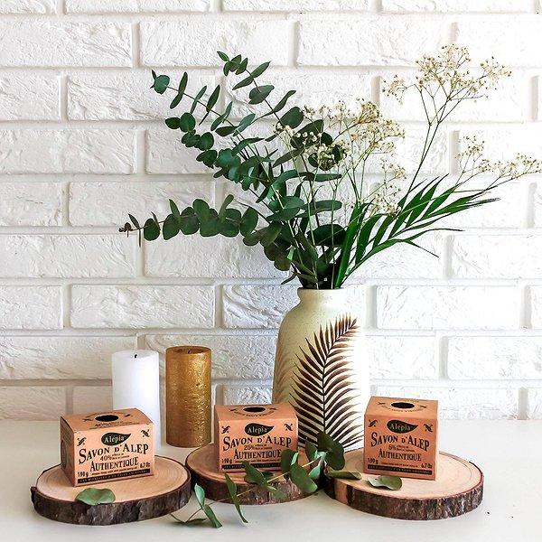 Alepia - mydła naturalne