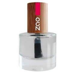 ZAO MAKE-UP ORGANIC Odżywka do paznokci Top Coat Classic ZAO No.636 n° 636