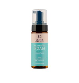CHITOSAN CLEANSING FOAM 150 ML