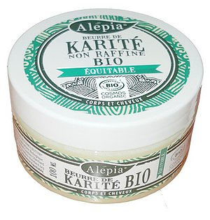 ALEPIA MASŁO KARITE BIO FAIR TRADE 100ML
